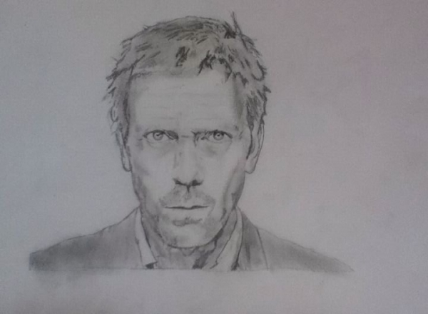 Hugh Laurie par Sensational-t